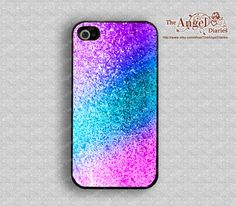 Sparkle iPhone 4 Case iPhone 4s Case by TheAngelDiaries, $8.99 Water Phone Cases, Cool Iphone Cases, Iphone 4s, Cute Cases, Plastic Case, Smartphone, Ipad, Unique Jewelry, Handmade Gifts