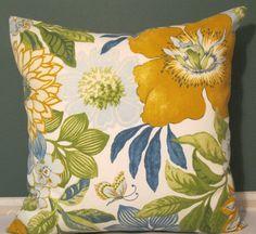 Swavelle/Mill Creek Indoor/Outdoor Jolene Floral by Alethias, $35.00