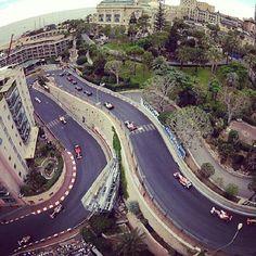 Monaco grand Prix... On the bucket list