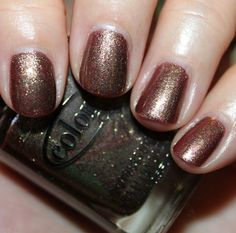 Color Club Nouveau Vintage from the Back To Boho collection.