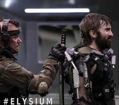 Elysium In Theaters September 20 (Japan)