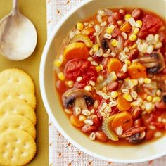 5 Hearty and Healthy Barely Recipes #food