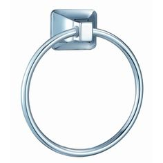 Project Source�Seton Chrome Wall-Mount Towel Ring ($9 x 2QTY = $18)