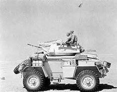 MkII Armoured car