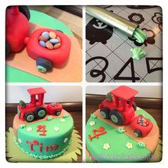 Ein Blog mit Bildern, Anleitungen und Tipps zu Motivtorten, modellieren mit Fondant und Blütenpaste, Back- und andere Rezepte Boy Birthday, Birthday Cake, Blog, Desserts, Fondant Tutorial, Birthday Cake Toppers, Cake, Tutorials, Tips