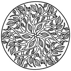 60 imgenes de mandalas para colorear dibujos para descargar e imprimir colorear imgenes abstract coloring pagescoloring