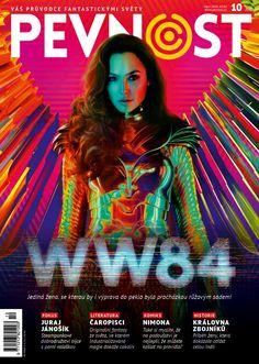 Laso pravdy na krk, tahle holčina je vážně super, úžasná a báječná k tomu. Také proto se na ni zaměřila nová říjnová PEVNOST, která je opět plná zázraků   Chrudimka.cz Gal Gadot, Hunger Games, Drake, Science Fiction, Fandom, Wonder Woman, Fantasy, Superhero, Anime