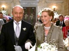 "* ""The Princess Diaries 2: Royal Engagement"" - Joseph (Hector Elizondo) and Clarisse (Julie Andrews) make a wonderful couple."