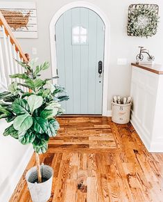 31 Gorgeous Modern Farmhouse Door Entrance Design Ideas - House Plans, Home Plan Designs, Floor Plans and Blueprints Style At Home, Entrance Design, Entrance Rug, Door Design, My New Room, Home Decor Inspiration, Decor Ideas, Decorating Ideas, Porch Decorating