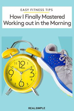 I finally mastered the morning workout with the help of the daylight saving time shift and an easy, free trick. You, too, can use the power of the end of daylight savings time to your advantage. Fitness Tips, Health Fitness, Morning Workout Routine, Work Related Stress, Start Working Out, Daylight Savings Time, Health Articles, Easy Workouts, Healthy Habits
