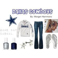 Dallas Cowboys - Polyvore