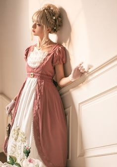 Nightingale, Indie Fashion, Hanfu, Victorian Fashion, Empire, Girl Outfits, Prom Dresses, Clothes For Women, Rose