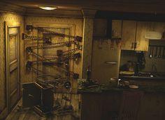 Silent Hill The Room by on DeviantArt Silent Hill Art, Vampire Masquerade, Cool Stuff, Creepy Stuff, Historical Society, Hd Wallpaper, Wallpapers, Dark Art, Horror