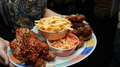 Know your poultry: four types of fried chicken you can get in London