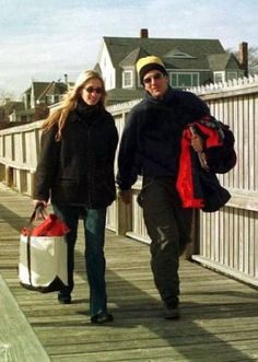 November 30, 1997 – Boating in Hyannis   Remembering Carolyn