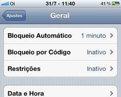 Como fazer o flash do iPhone acender ao receber chamadas