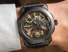 Bulgari Octo Tourbillon Sapphire Watch Hands-On