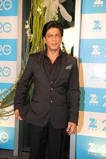 Shahrukh Khan at 20 Years Celebration of Zee Television.
