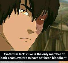 #Zuko #Bloodbender #TeamAvatar #ATLA #LOK