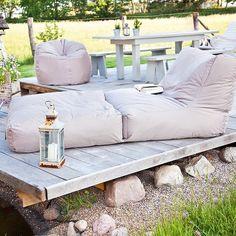 www.theoutdoorcompany.nl Outdoor Ligbed PEAK - We love real estate - http://casascostablanca.nl/