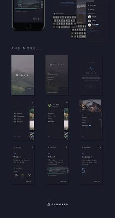 Are you ready for your next adventure? Discover UI Kit is inspired by all of the social outdoorsy, adventurous, and free spirited hikers out there. Discover UI Kit includes 27 polished iOS Screens, 22 premium  Caviar Sketch icons by Neway Lau, and as a bonus an extra set of 3 exclusive iPhone 7 Mockups in PSD format that you will only get with this UI Kit! The kit contains 7 categories (Login, Menu, Create Profile, Discover, Create Hike, Messages & Walkthrough) with great ideas on how to ...