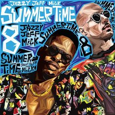 """Check out """"Dj Jazzy Jeff & MICK - Summertime Mixtape Vol 8 (2017)"""" by Soul Cool Records on Mixcloud"""