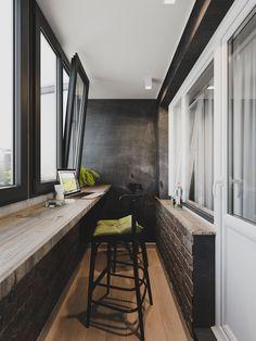 22 Trendy Home Interior Design Ideas Apartments Loft Small Balcony Design, Small Balcony Decor, Balcony Ideas, Apartment Balcony Decorating, Apartment Interior Design, Small House Exteriors, Rustic Loft, Loft Interiors, Marquise