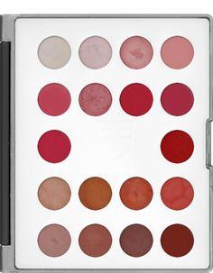 Kryolan maquillage de beauté - Lip Mini-Palette - Lèvres #kryolan #beauté #maquillage