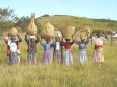 .south african masizame womens project
