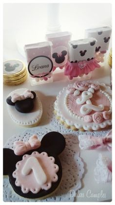 #minnie #cookies #candy