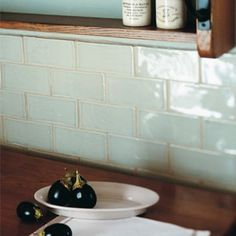 For tiles, go rectangular off white, these are fired earth,valencia,beach white