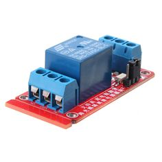 10Pcs 1-Channel 12V H/L Level Optocoupler Relay Module For Arduino