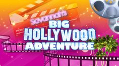Viewers' choice! Vote on Savannah's Hollywood adventure