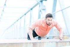 Liegestütze: 100 Stück – so schaffen Sie's! - FIT FOR FUN Workout, Athlete, Masterplan, Health, Sports, Fun, Life, Ideas, Motto