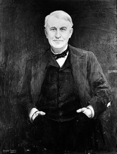 "In Edison patented his first invention, the ""electoral turnout"". Poor Edison showed indomitable confidence by deciding to leave the job and invent in the laboratory. Between AD, Edison made several inventions. Edison Inventions, Alva Edison, Fun Facts For Kids, Hearing Problems, Biography Books, Mass Communication, Confidence, Biography, Self Confidence"
