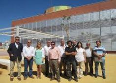 Parte del Equipo Técnico fleonyleon ARQUITECTOS con la Propiedad_IES Miguel Losada Villasante