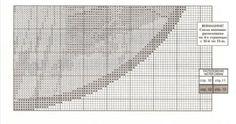 "Borduurpatroon Kruissteek ""De Maanden"" van Alfons Mucha *Cross Stitch Pattern ""The Months"" ~Mei 6/6~ Mei, Art Deco, Crafts, Crafting, Diy Crafts, Craft, Arts And Crafts, Art Decor, Handmade Crafts"