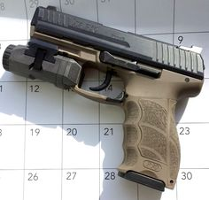 Colorado To Texas — HK P30 in 9mm. I really want one, but I don't know...