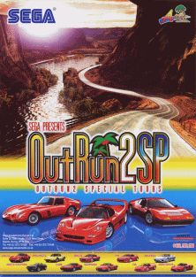 Out Run 2 - Special Tours