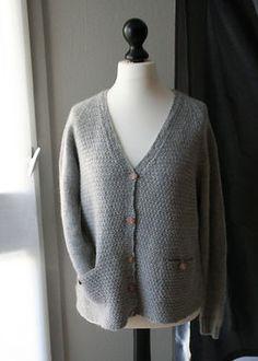 Modèle de tricot - Lili Comme Tout Gilet Comfort Zone