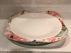 Microwave Plate Cozy Microwave Plate Holder Potholder Plate Holder Casserole Microwave & Microwave Cozy for your Dinner Plate | Hot Pads | Pinterest | Cozy ...