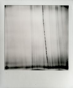 "polaroidsandthoughts: "" Lines II Camera: Polaroid 1000; Film : Impossible Project Px100 testfilm "" Arne van der Meer"