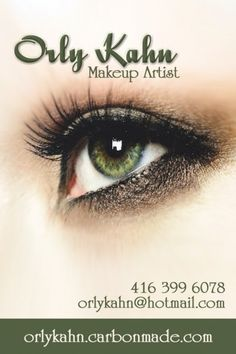 Orly Makeup Artist Just Love, Makeup, Artist, Beauty, Food, Make Up, Face Makeup, Artists, Meals