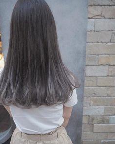 media-30 Long Hair Highlights, Hair Color Streaks, Brown Hair Balayage, Brown Blonde Hair, Hair Dye Colors, Ombre Hair Color, Hair Color Balayage, Ash Grey Hair, Haircuts Straight Hair
