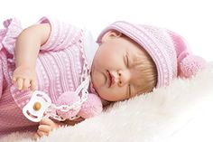 Bambola reborn baby. Nines d'Onil 706, bambole 45 cm - ll... https://www.amazon.it/dp/B073QPG6HH/ref=cm_sw_r_pi_dp_x_jGmcAb1C4QG79