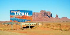 Utah, eine Station auf der legendären Route 66 © Julia Schafhauser