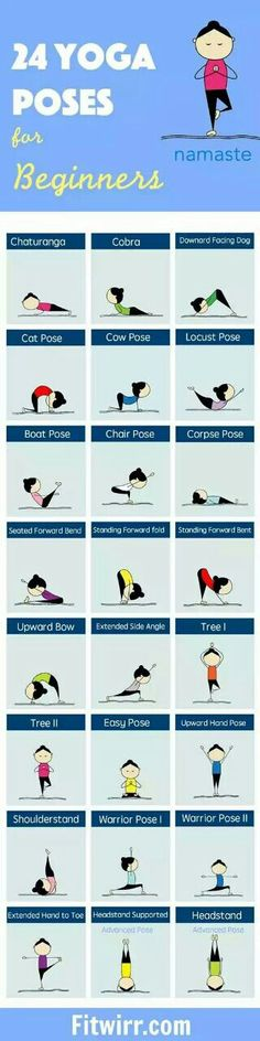 Yoga posses