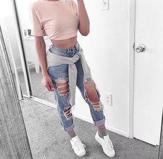 Liefde ♥: Outfits para ir a Six Flags.