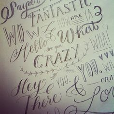 Calligraphy - found in a google search