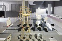 "Nendo, ""Hidden – Unveiling Japanese Design"", at National Design Centre, Singapore. Exhibition view"